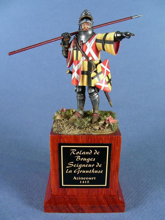 Roland de Bruges, seigneur de la Gruuthuse