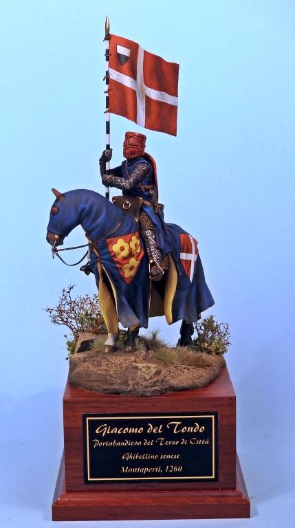 Giacomo del Tondo, ghibellino senese.