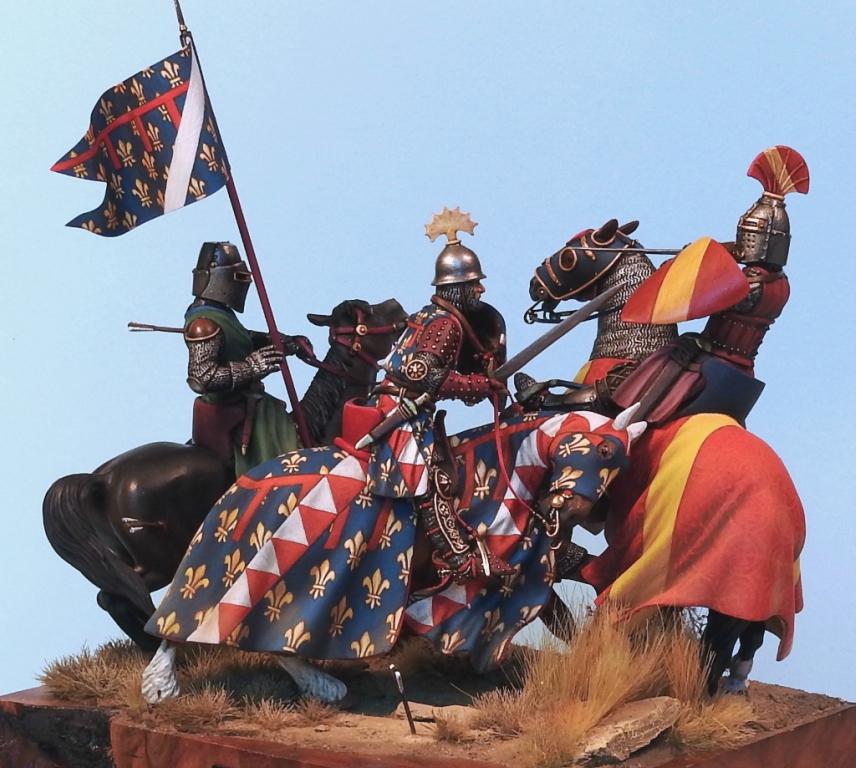 La Battaglia di Montecatini, 29 agosto 1315