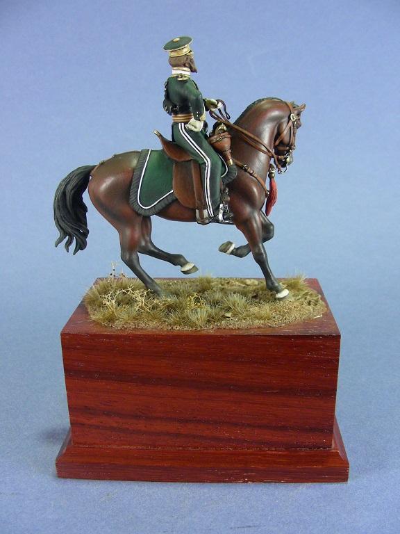 3th Regiment, Nizam's Cavalry, 1846.