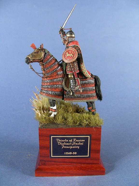Voivoda del principato russo di Vladimir-Suzdal, 1240-50.