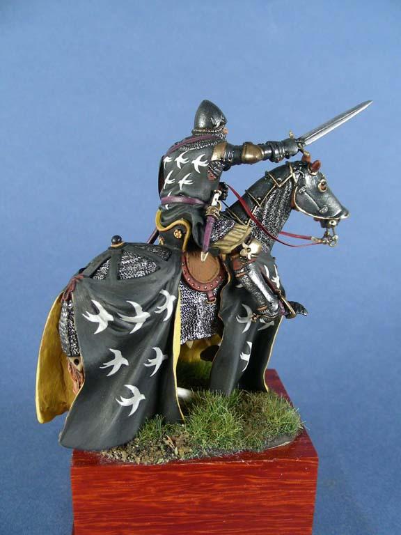 Sir John Arundell, Poitiers, 1356
