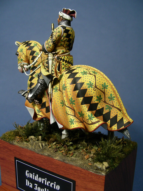 Guidoriccio da Fogliano, condottiero reggiano al soldo di Siena