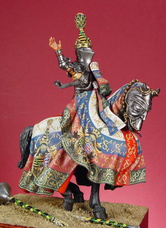 Johan-Friedrich I di Sassonia, detto der Grossmutige (il Magnanimo)