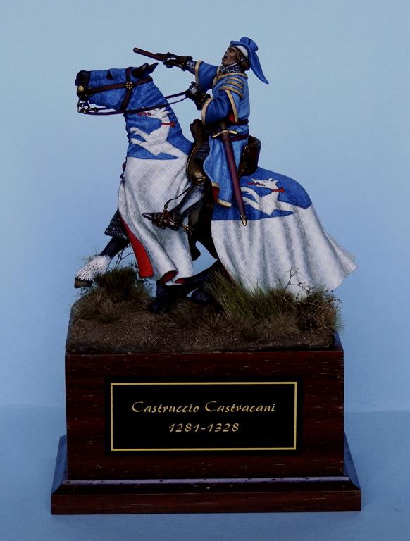 Castruccio Castracani, 1281-1328