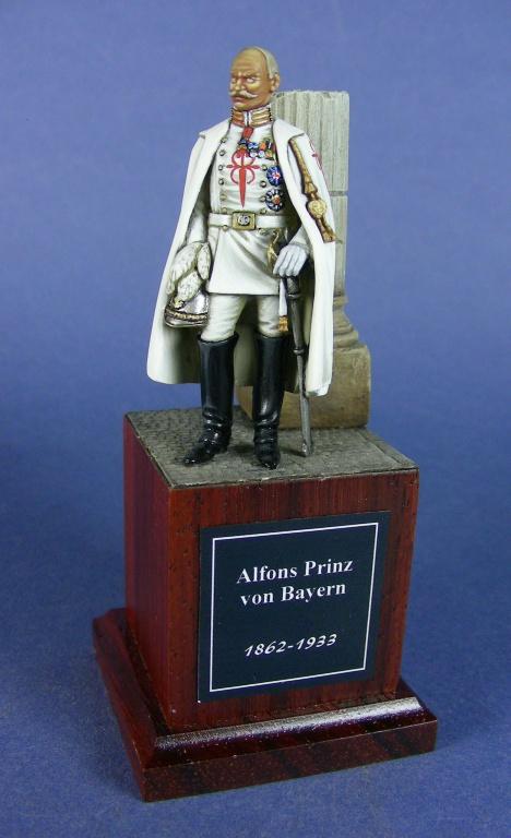 Alfons, principe di Baviera, 1862-1933.