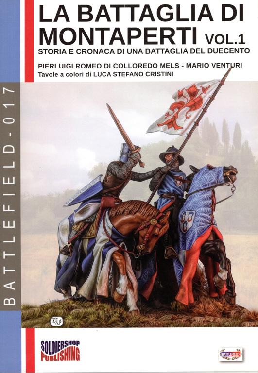 La battaglia di Montaperti. 2 voll.